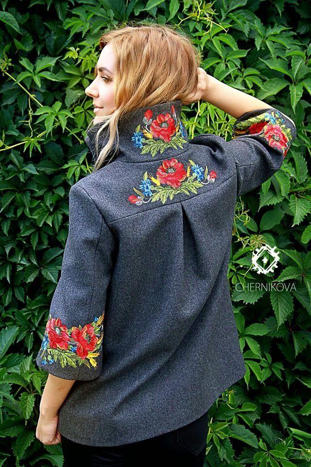 Fashion from Ukraine Chernikova brand Fashion from