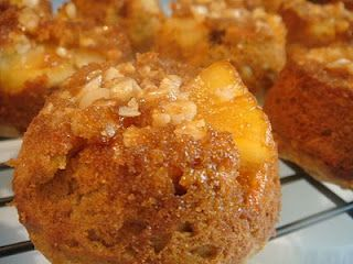 Pineapple Upside-Down Muffins. these look scrumptious!