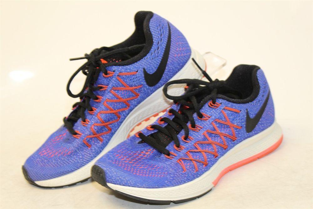 Clancy calor tonto  Nike Zoom Womens 8 39 Pegasus 32 Lightweight Running Shoes 749344-400 ral  #fashion #clothing #shoes #accessor… | Nike zoom womens, Nike women, Nike  air zoom pegasus