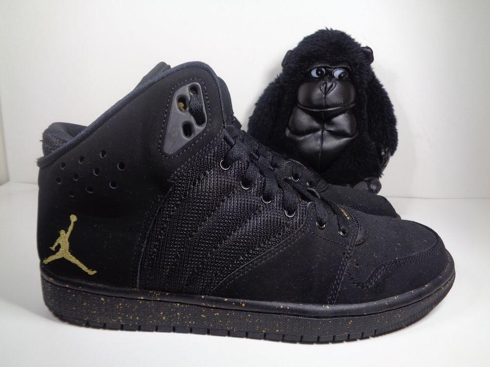 f3229f02048 Mens Nike Jordan 1 FLIGHT 4 PREMIUM Basketball shoes size 8.5 US 838818-030   Nike  BasketballShoes