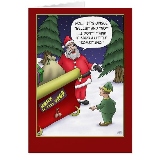 Funny Christmas Cards: Jingle What? Holiday Card