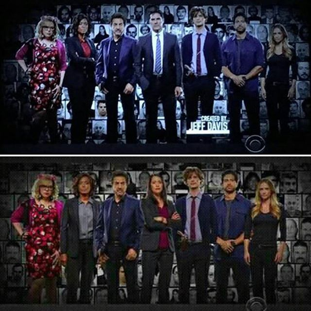 So Far The Cast Of Criminal Minds Season 12 With Images