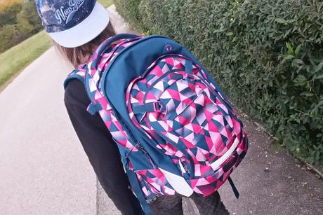Satch Schulrucksack Rucksack Schultasche Schule
