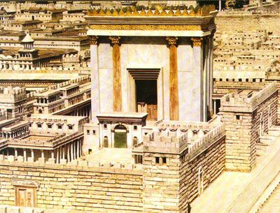 History Of Jerusalem King Solomon Builds The First