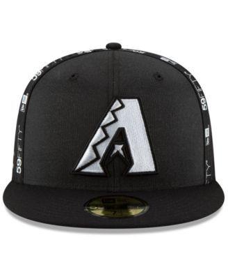 7c5fdd1ec252e New Era Arizona Diamondbacks Inside Out 59FIFTY-fitted Cap - Black 7 ...