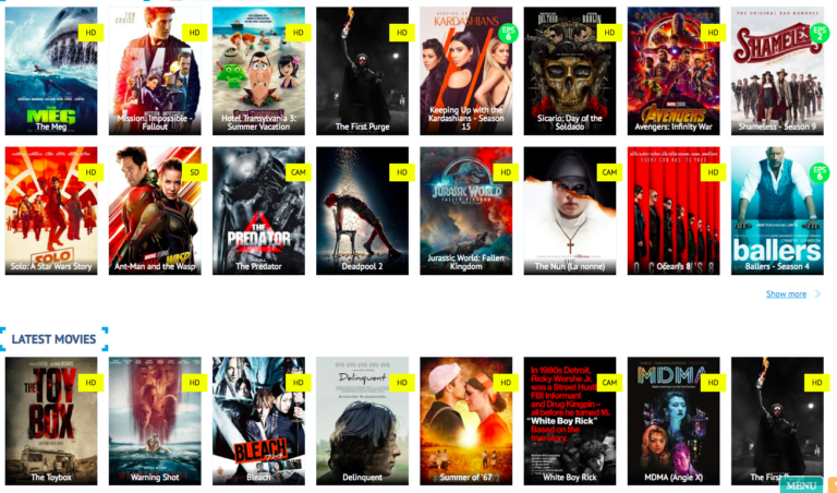 Unblock 1Movies Tv With These 15 Free Mirror Sites