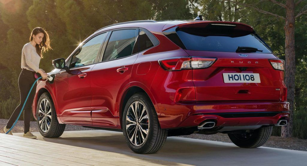 2020 Ford Kuga Starts From 23 995 In The Uk Adds 620 To Outgoing Model In 2020 Ford Kuga Ford Ford Kuga Titanium