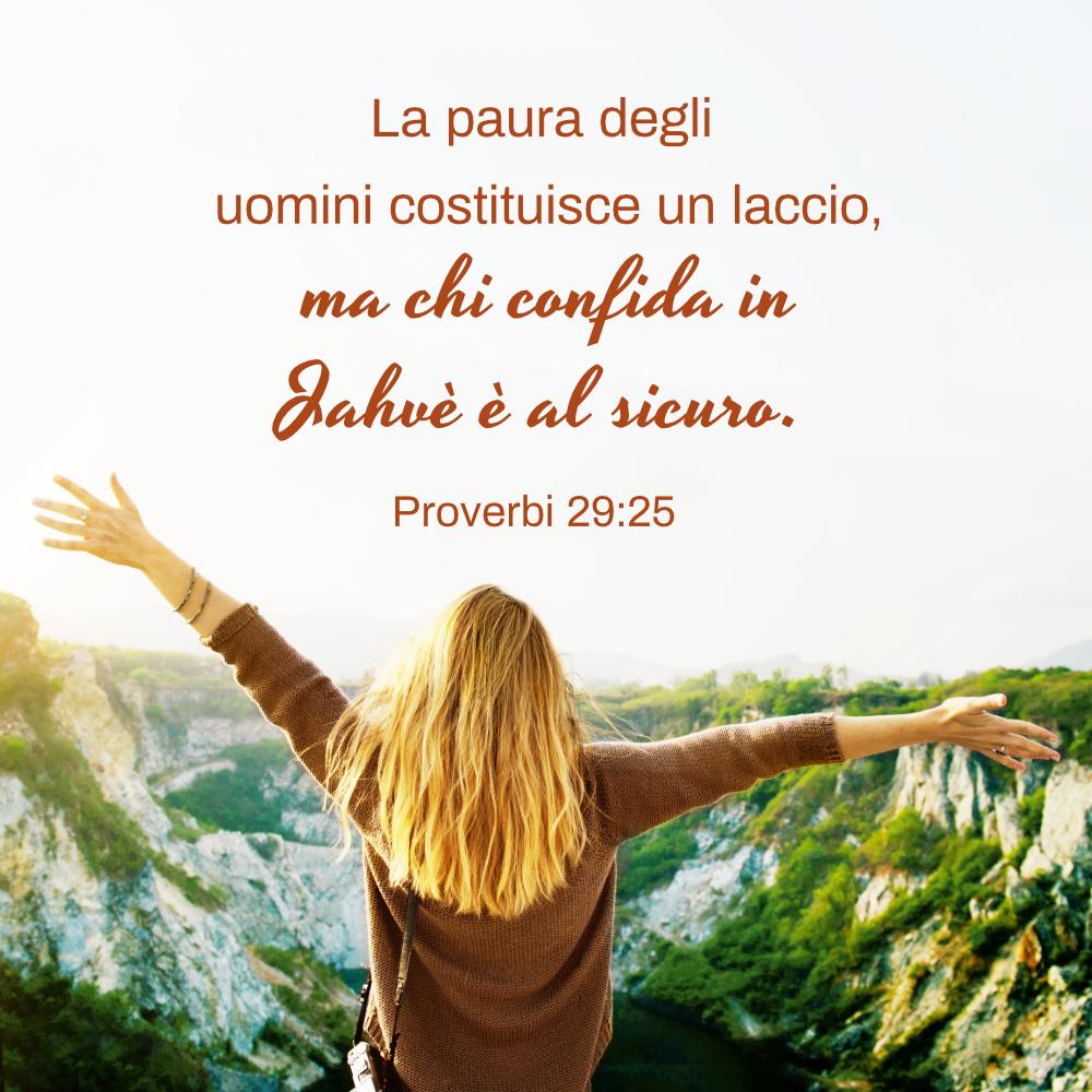Frasi Della Bibbia Sulla Vita.Frasi Bibliche Proverbi 29 25 Scritture Bibliche Versetti Biblici Citazioni Bibliche
