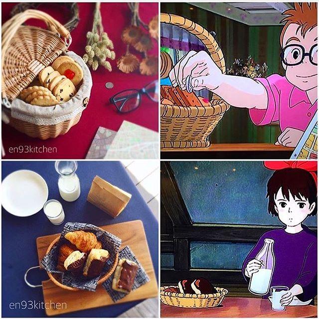 Studio Ghibli Fan Recreates The Food From The Anime Films Of Hayao Miyazaki In Real Life ジブリ飯 食品イラスト キュートな料理