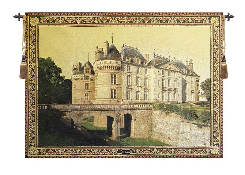 Le Lude Castle European Wall Hanging | Castles, Wall tapestries and ...