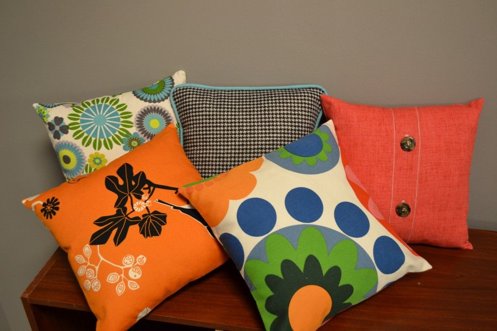 These Are The Pillows Shown In Secrets Of Home Décor Sewingu2014learn Lots Of  Different