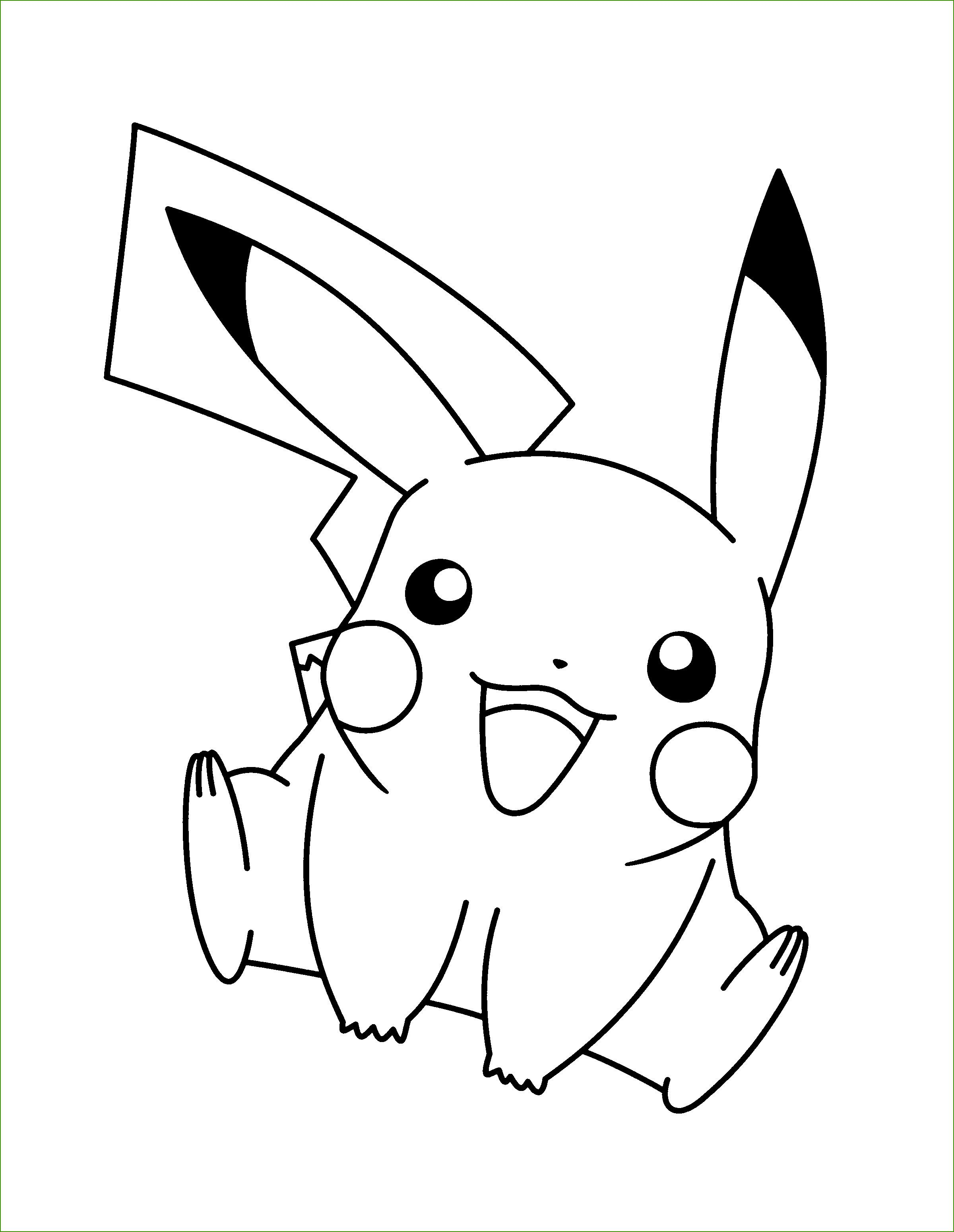 Coloriage Pokemon Mega Raichu Belle Dessins Gratuits Colorier