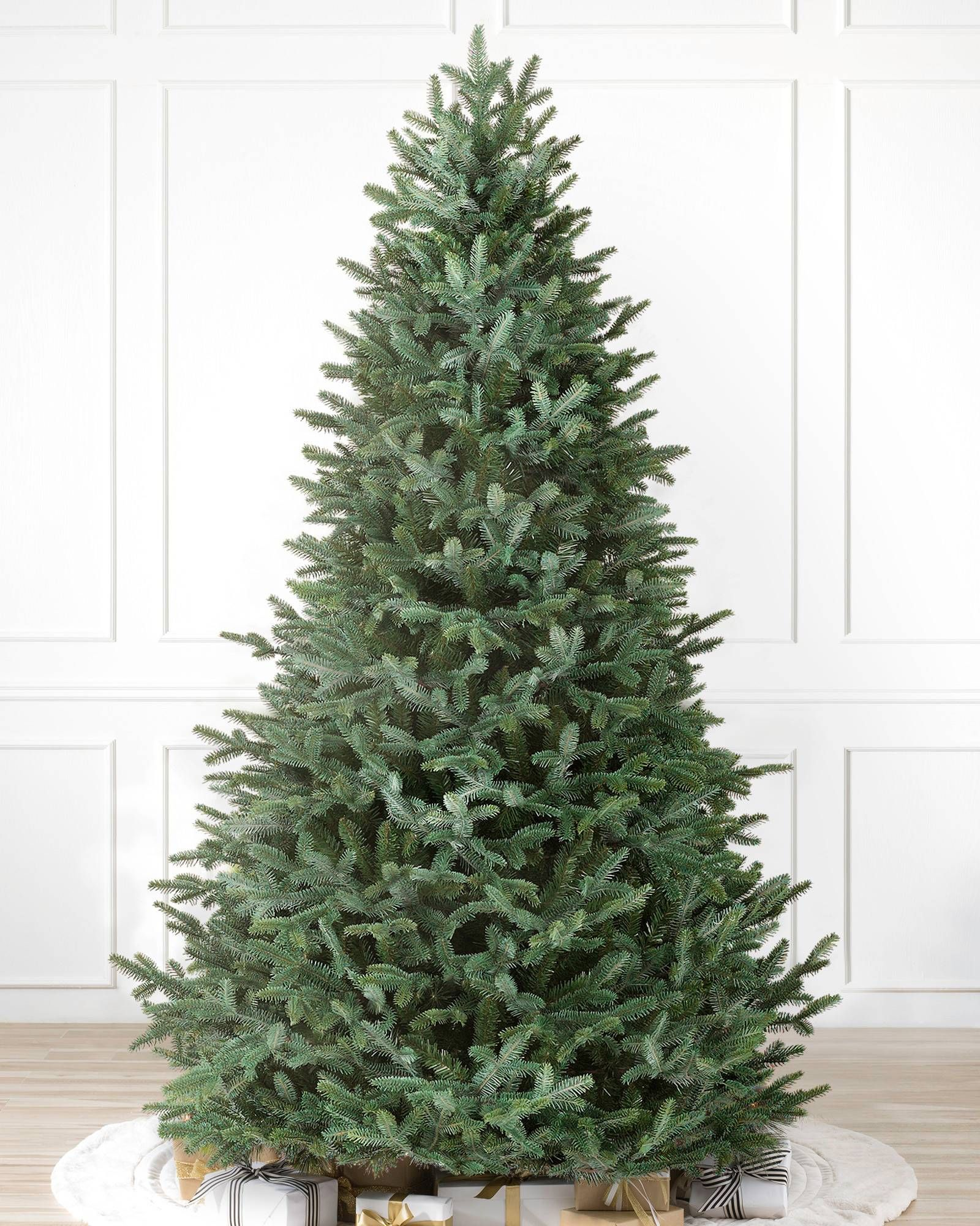 This Artificial Christmas Tree Features Lush Foliage Crafted From