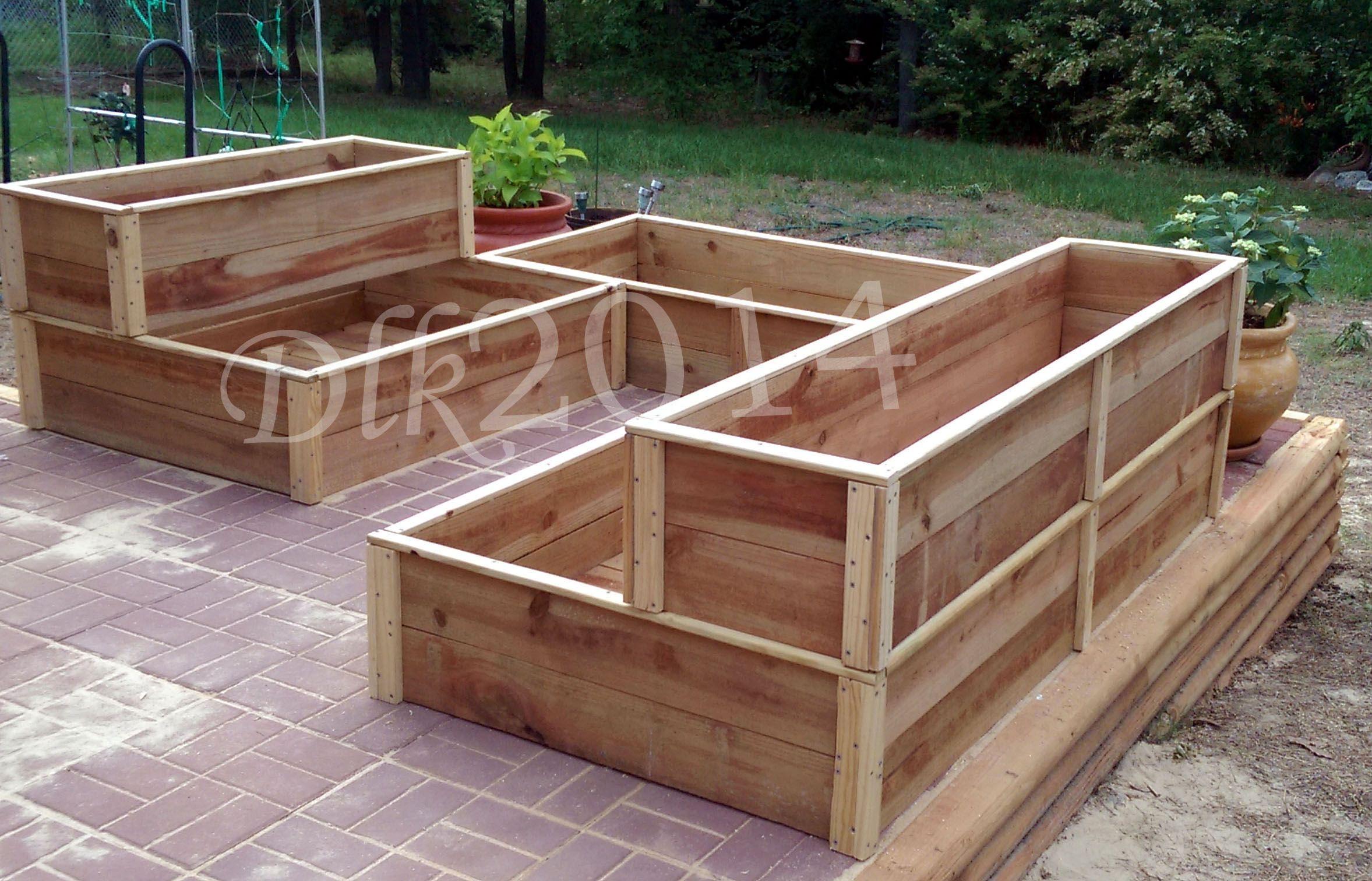 Best Pin By Jennifer Bostwick On Diy Raised Garden Beds 400 x 300