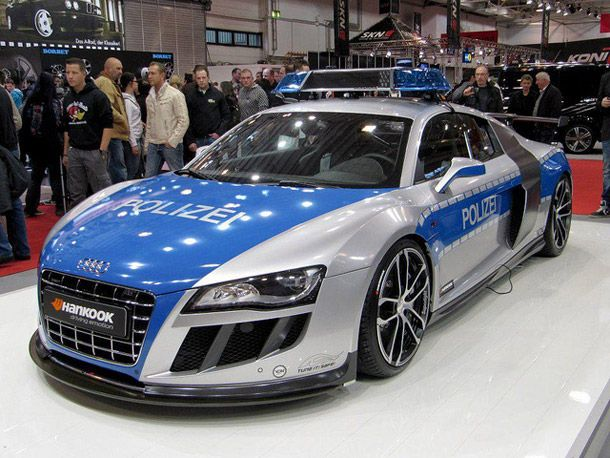 Audi R8 Police Car Audi R8 Police Cars Audi Audi Usa