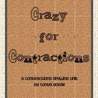 This is a spelling unit on contractions.  This unit can be used alone or with the 3rd grade Journeys Reading Series.  (Lesson 13) I have enclosed a...