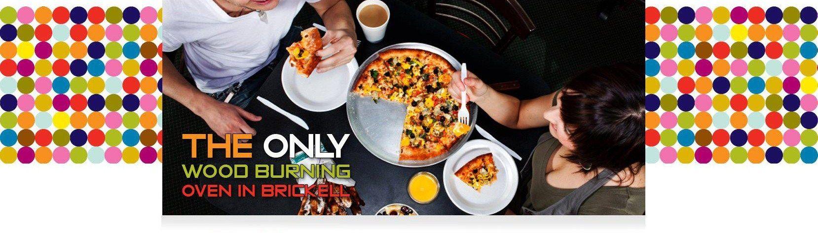 Best wood oven Pizza in Miami! Tutto Pizza! Miami Pizza