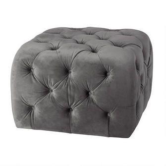 Excellent Flynn Ottoman Grey Urban Barn Home Stuff Contemporary Ibusinesslaw Wood Chair Design Ideas Ibusinesslaworg