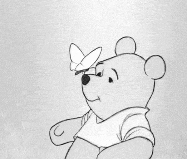 Image Result For Things To Draw Disney Cartoon Sketches Pooh