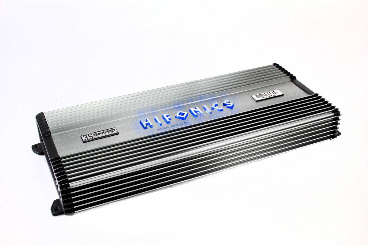 Be35 25001d Brutus Elite Amplifier 2500 Watt Mono Sub Super D Wiring Kit 1600w 4 Channel Digital Bridgeable Pro Don T