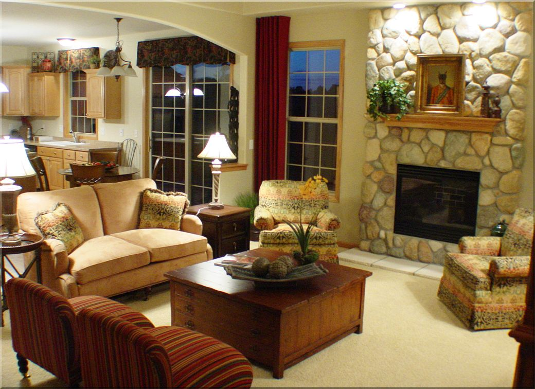 great room decorating ideas pictures