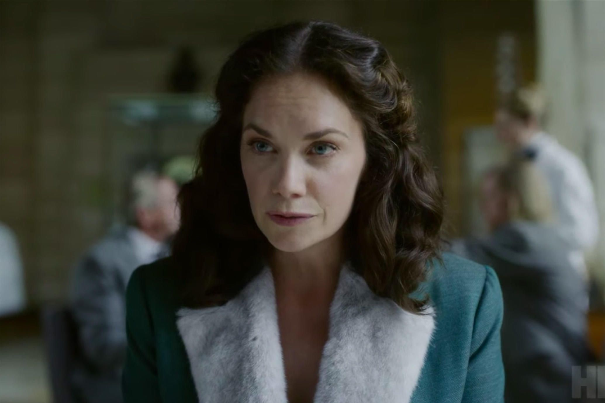 His Dark Materials Comic-Con Trailer Offers a Creepy Look at Lyra and Mrs. Coulter   TV Guide #hisdarkmaterials