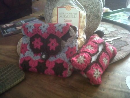 Swap automne - Album photos - Granny mania ! | crochet | Pinterest