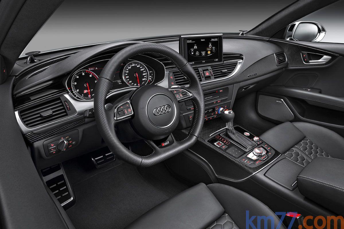 Audi A7 Sportback RS 7 Sportback RS 7 Sportback Turismo Interior  Salpicadero 5 Puertas