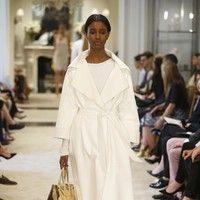 Ralph Lauren Cruise 2015 Pret A Porter Fashion High Fashion Looks Black White Fashion