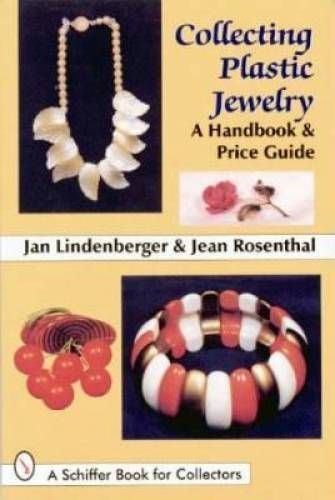 Book Vintage Plastic Bakelite Jewelry Necklace Bangle Plastic Jewelry Bakelite Jewelry Price Guide
