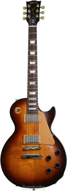 Gibson Les Paul Studio in Desert Burst (2014)