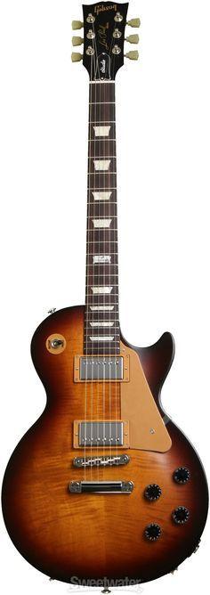 Gibson Les Paul Studio in Desert Burst (2014)
