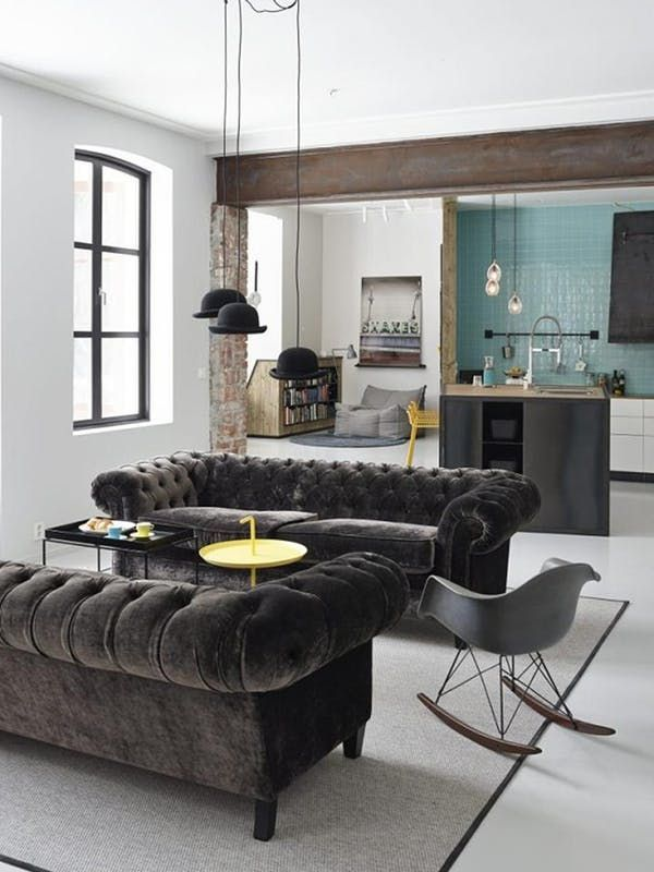 Outstanding Battle Of The Sofa Arrangements Can You Guess Which Saves Uwap Interior Chair Design Uwaporg
