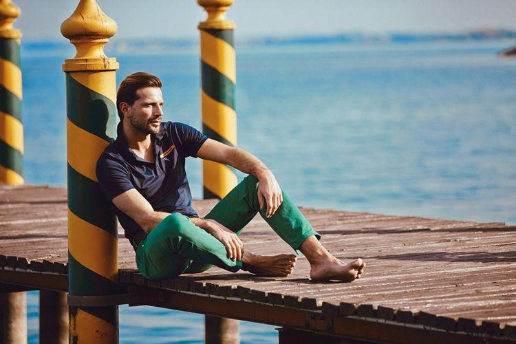 Golf Sportswear and Apparel Spring Summer 2015