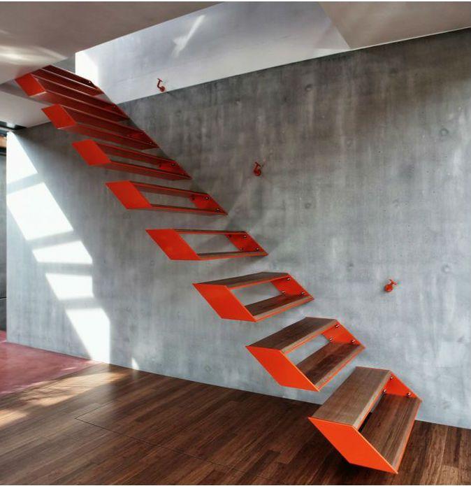 resultado de imagen para escaleras - Escaleras Voladas