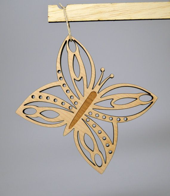 This is a great accent to your Christmas tree or to hang ...