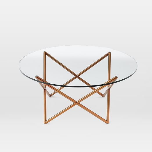 Metal Spindle Coffee Table West Elm Coffee Tables Small - West elm spindle coffee table