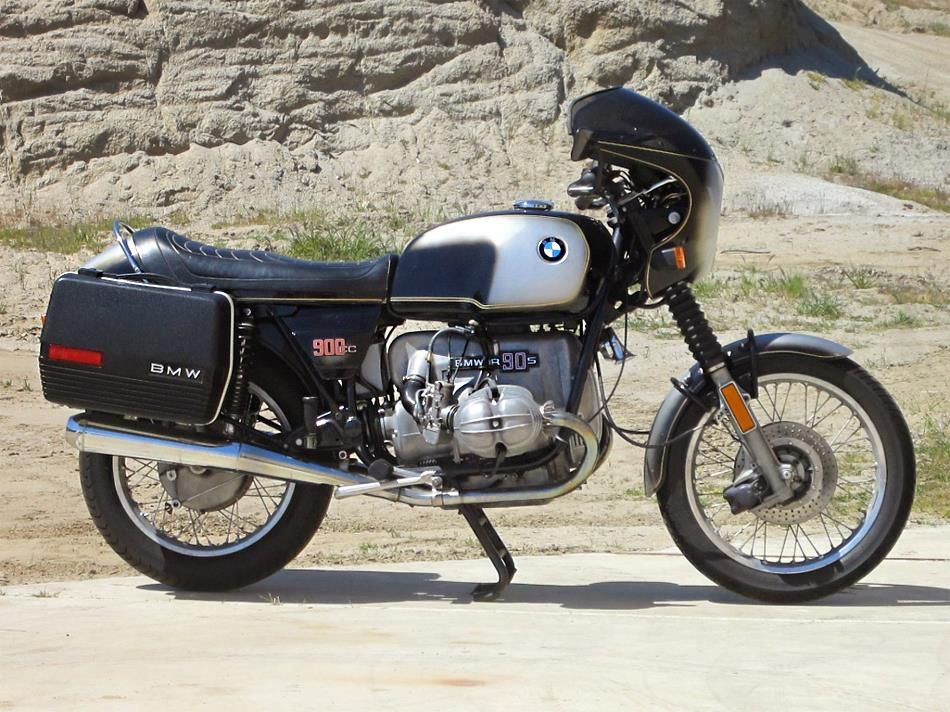 BMW R90S i Bike bmw, Bmw motorcycles for sale, Bmw