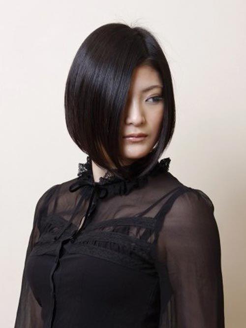 20 Haircut For Short Straight Hair Hair Japanese