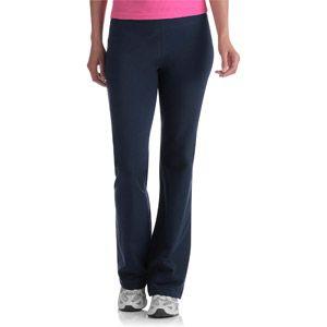 63d997fc880 Danskin Now Women s Plus-Size Dri-More Bootcut Workout Pant ...