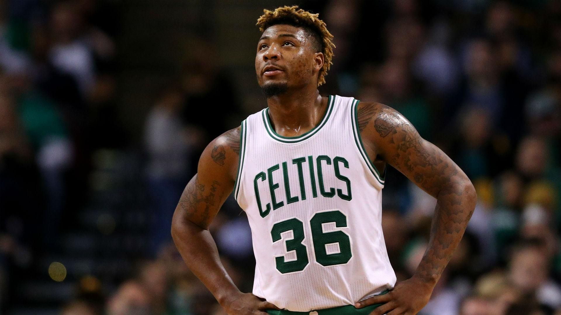 NBA trade rumors Celtics could end up dealing Marcus Smart