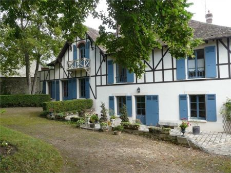 House for sale in Arpajon, France : In a privileged and protected, near Arpajon, beautiful charming property (former s...