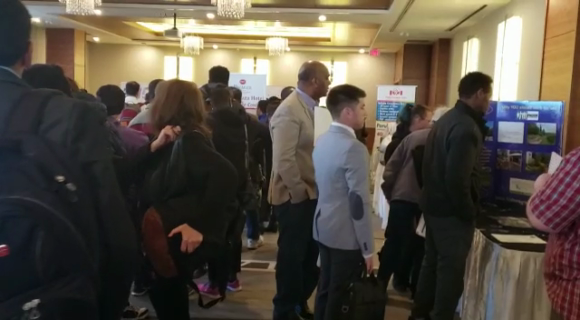 Calgary Job Fair is LIVE today! Do Not Miss! 14pm at the