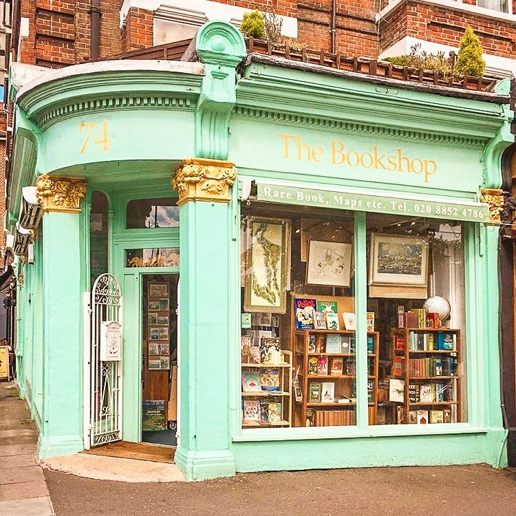 15 Best Bookshops in London — One Step Wanderer #vacationlooks