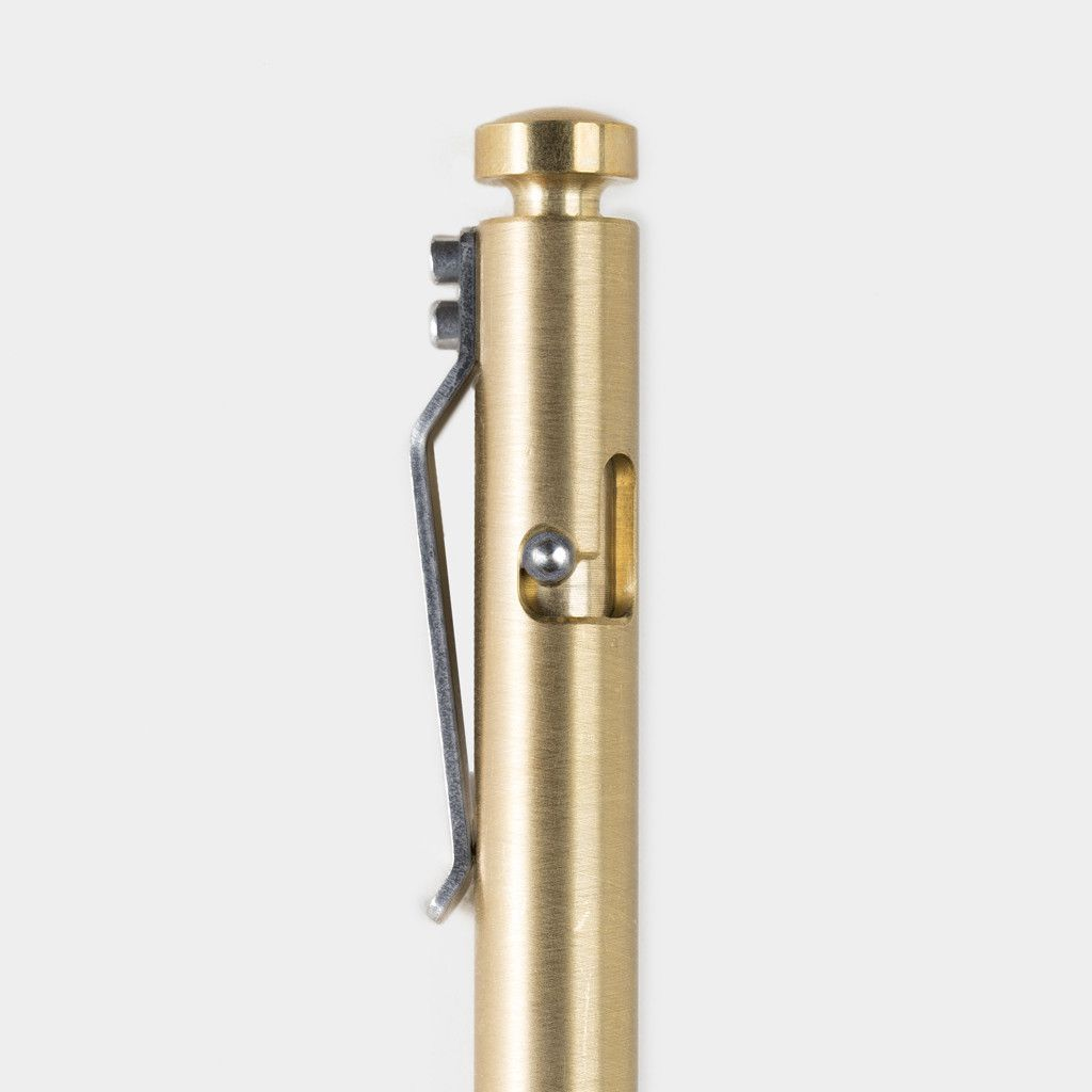 Machined Bolt Action Pen