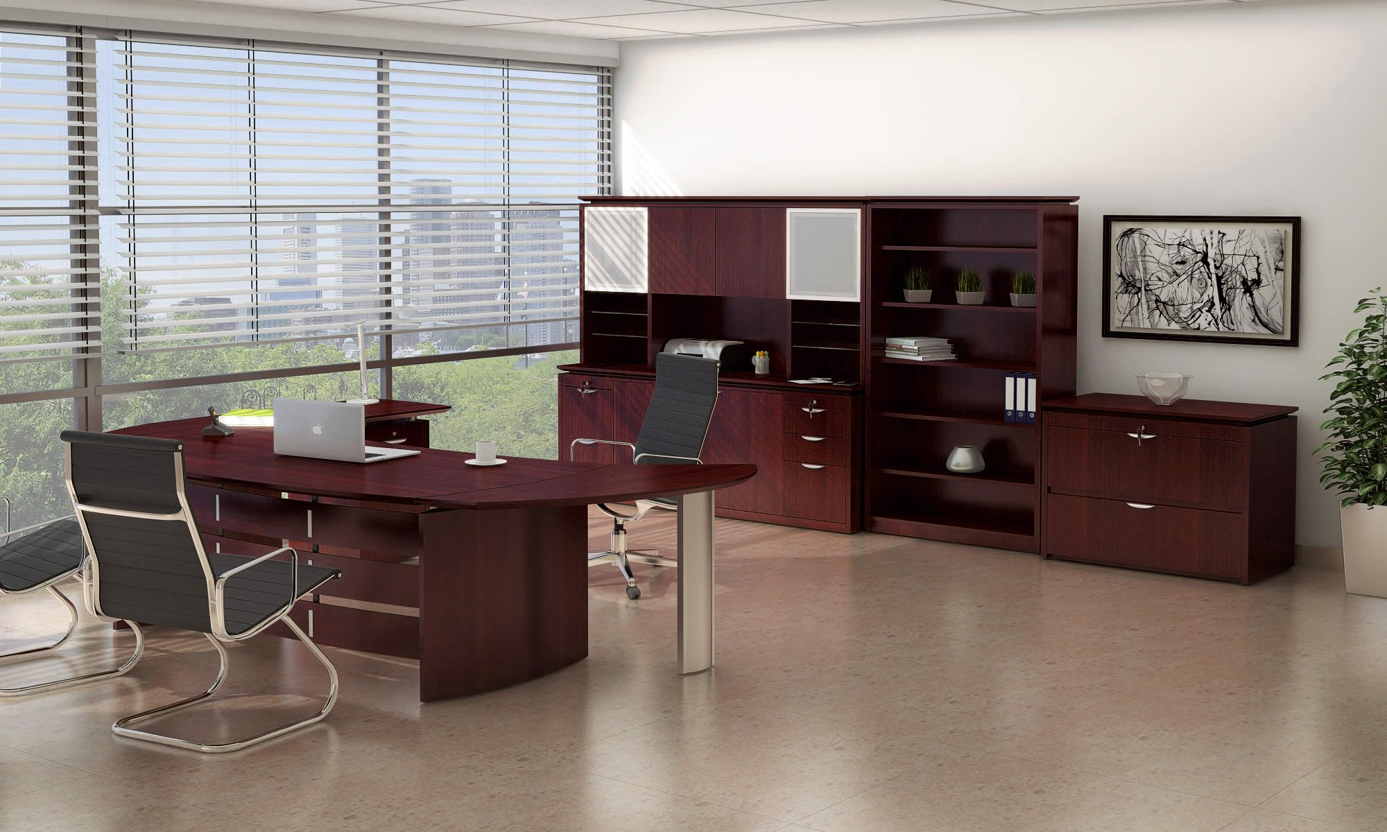 Office Furniture Layout Ideas