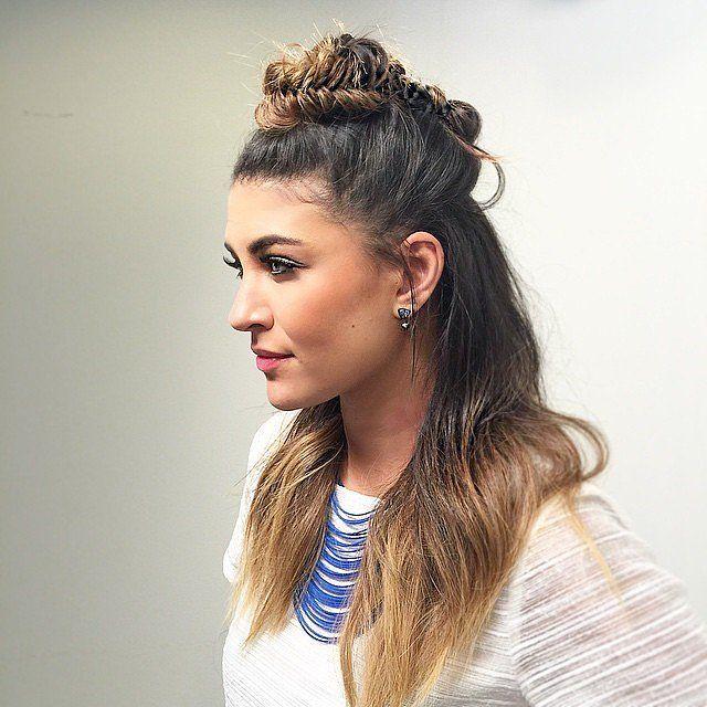 Easy Braided Hairstyles | Instagram | POPSUGAR Beauty