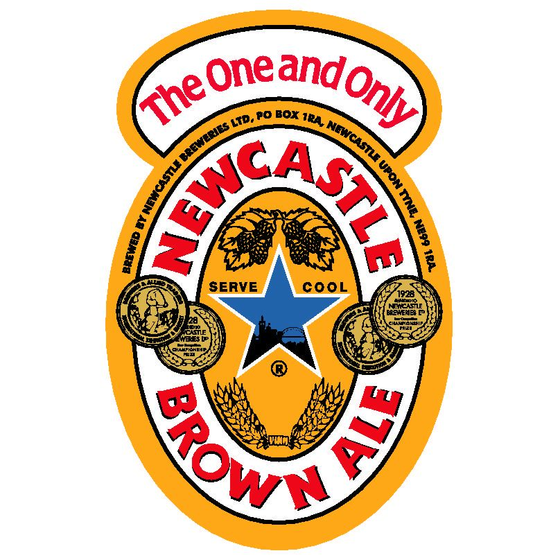 newcastle brown ale originally brewed in the north east