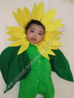 fcc6195c147e7 Coolest Homemade Flower Costume Ideas | Autumn/Fall | Flower costume ...