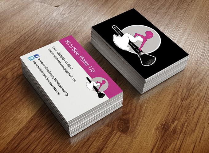 Carte De Visite Graphic Design Cards